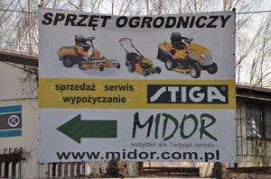MIDOR Sp.J. Warszawa Mehoffera 48